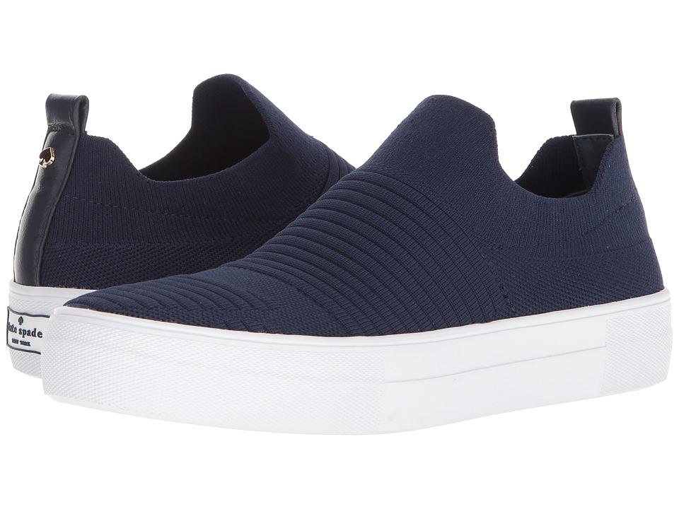 Kate Spade New York Gerrard (Navy) Women's Shoes