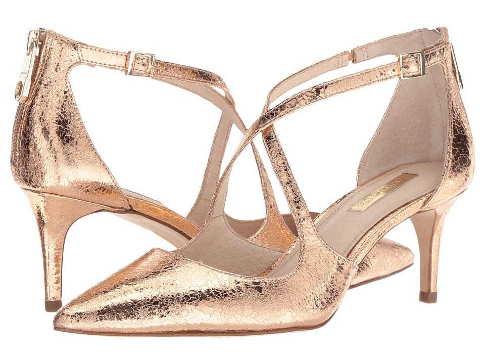 Louise et Cie Jena (Rosaceo Metallic Crackle) Women's Shoes