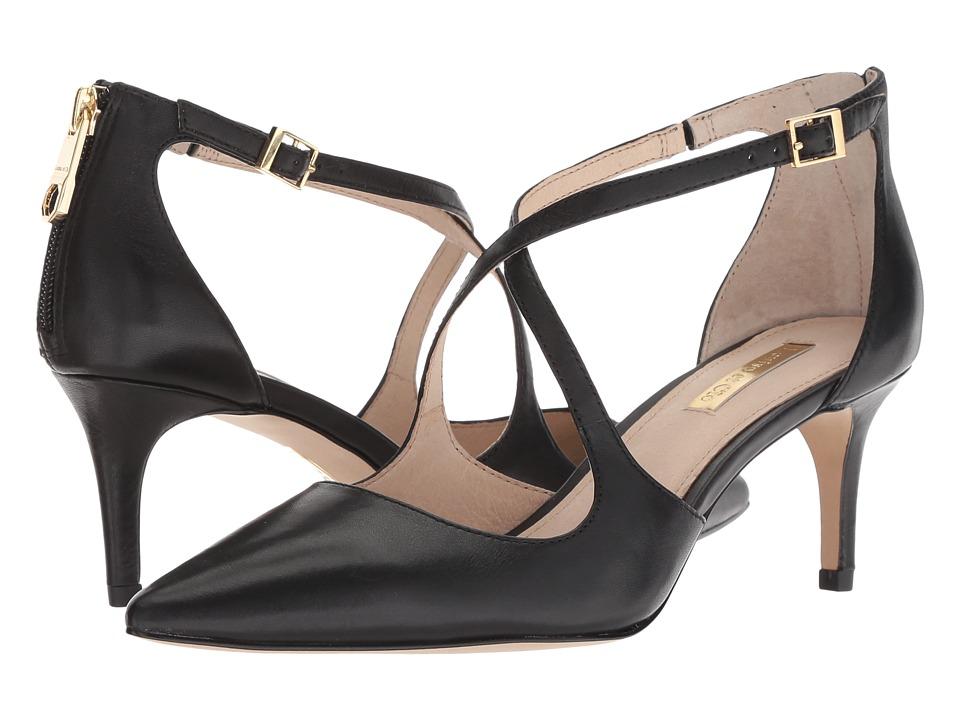 Louise et Cie Jena (Black Sofia Calf) Women's Shoes