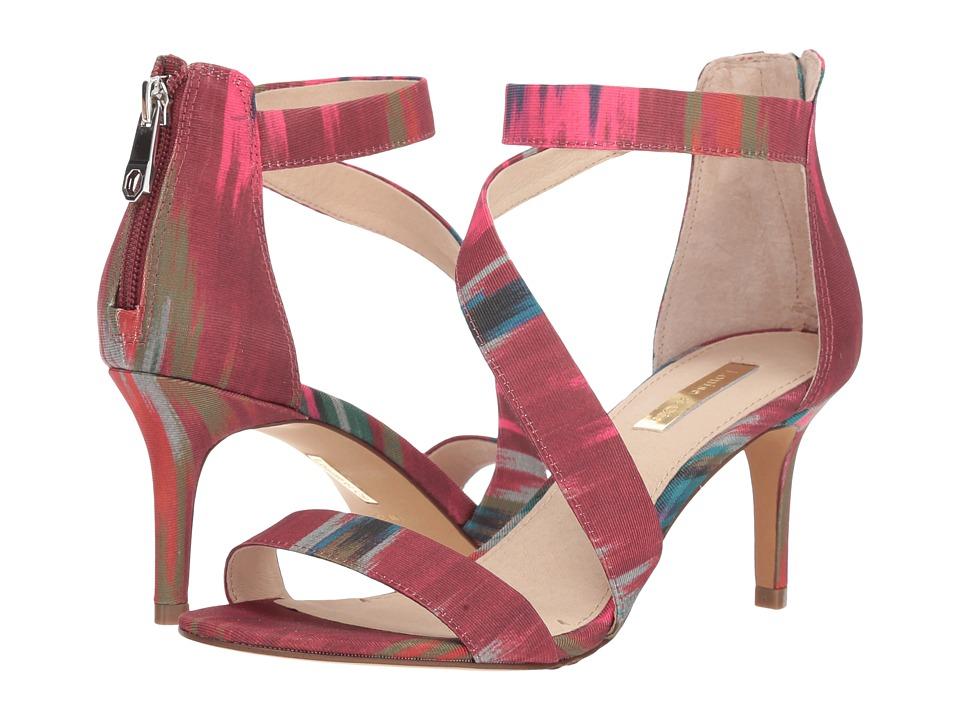 Louise et Cie Hilio (Ikat Multi Ikat Vacanza) Women's Shoes