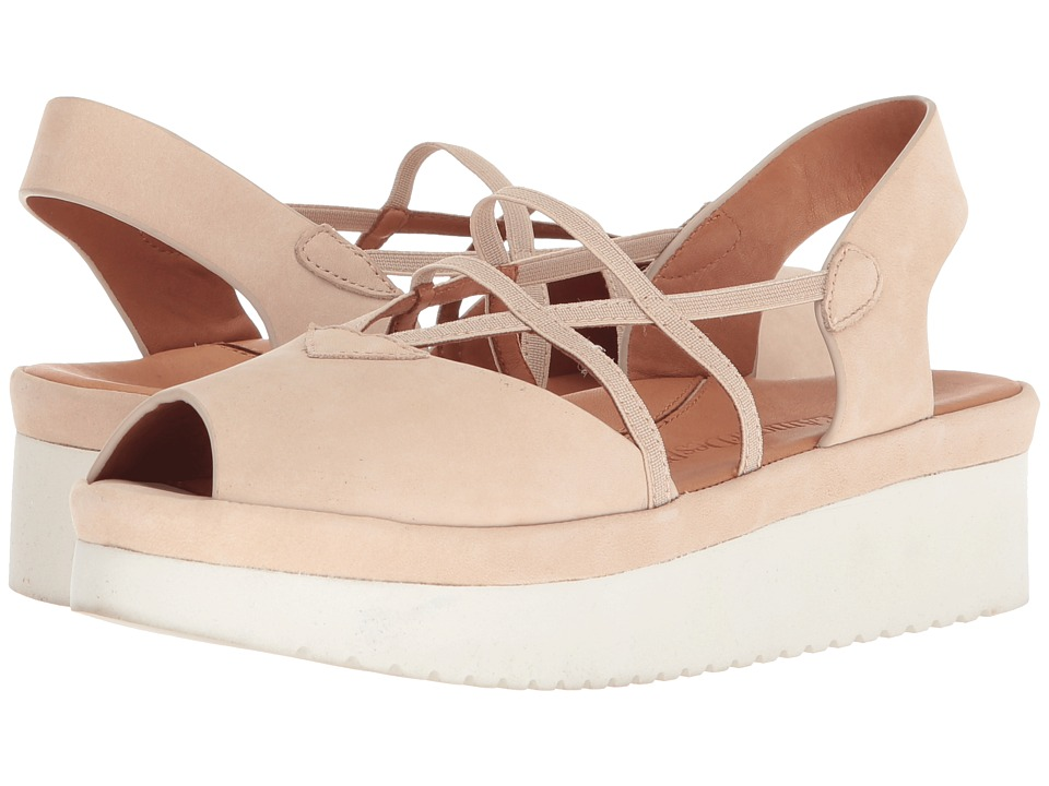 L'Amour Des Pieds Adelais (Beige) Sandals