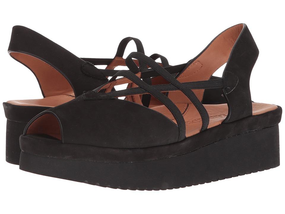 L'Amour Des Pieds Adelais (Black) Sandals