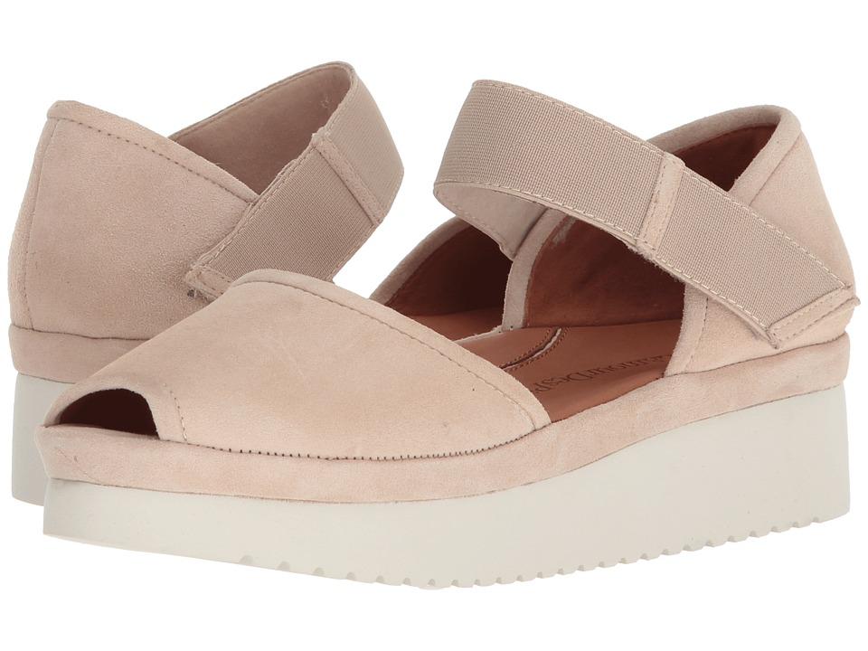 L'Amour Des Pieds Amadour (Beige Suede) Sandals