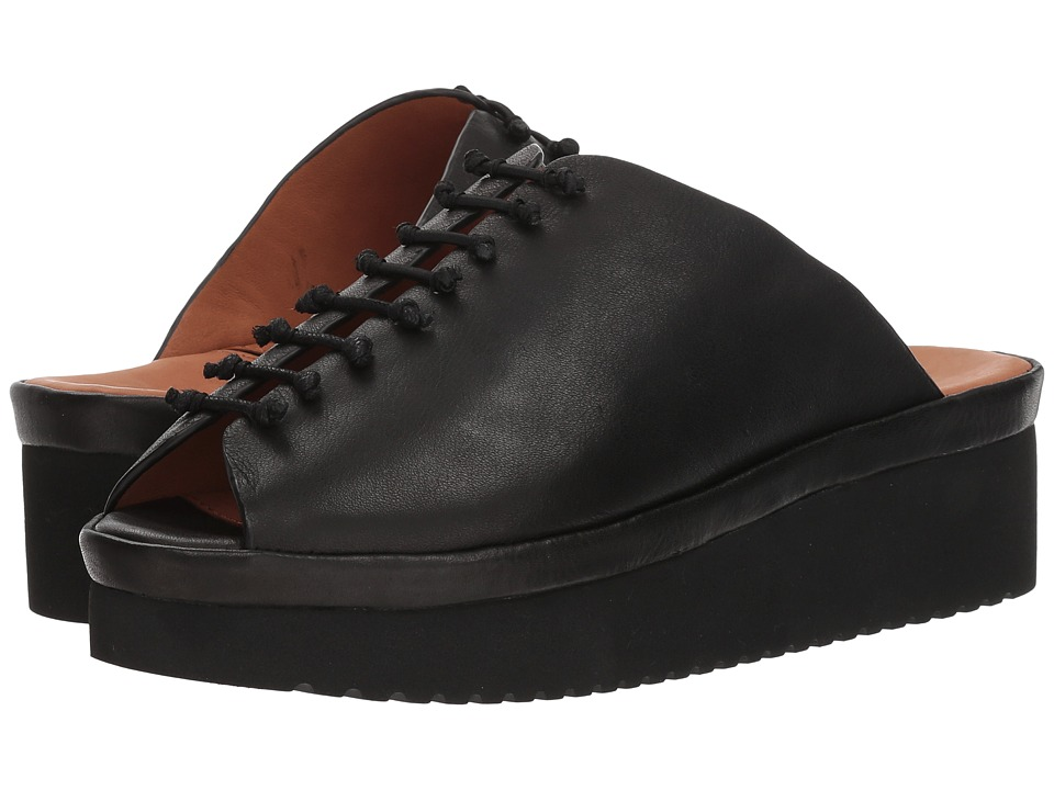 L'Amour Des Pieds Arienne (Black) Sandals