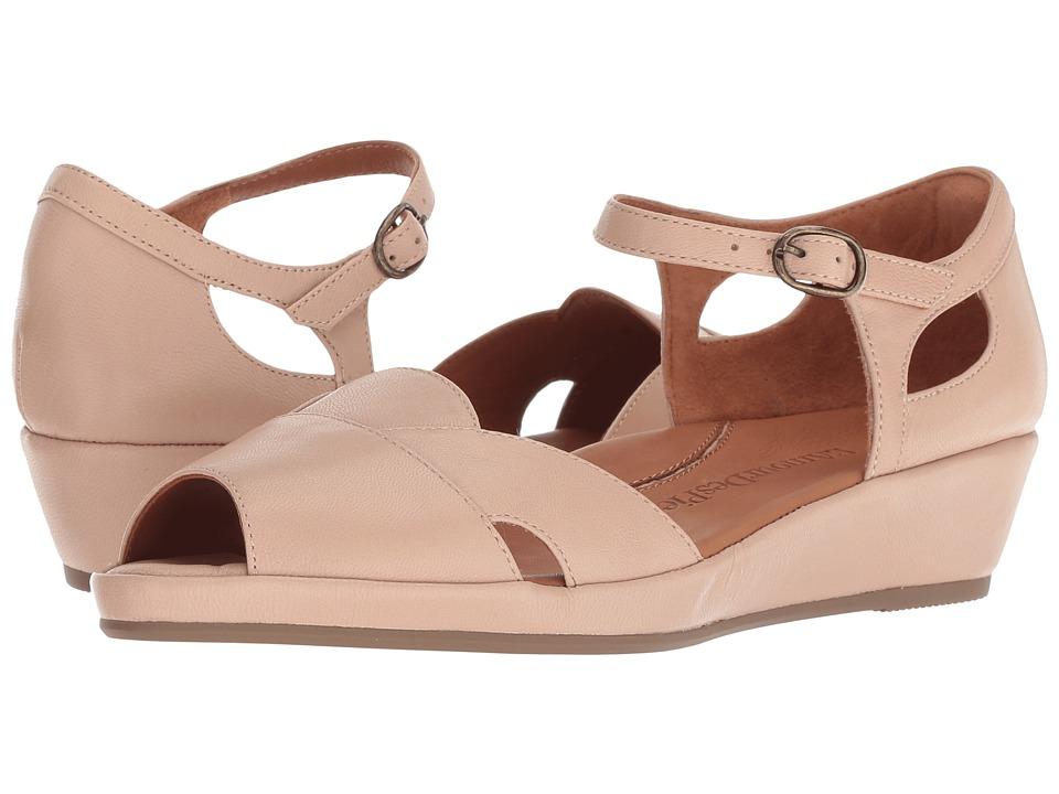 L'Amour Des Pieds Betterton (Nude Capri Kid) Sandals