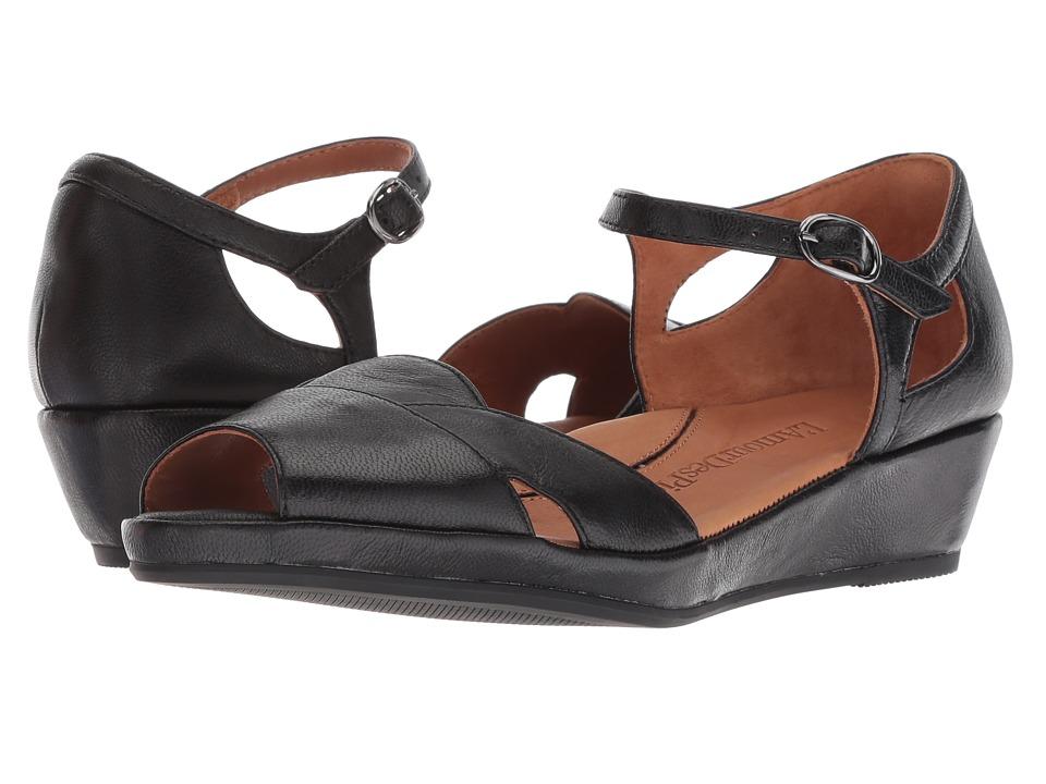 L'Amour Des Pieds Betterton (Black Capri Kid) Sandals