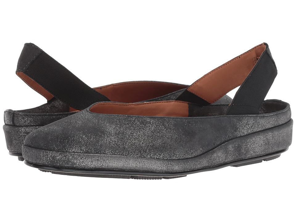 L'Amour Des Pieds Cypris (Graphite Metal) Sandals