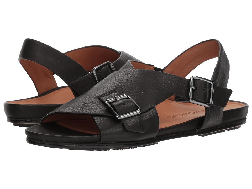 LAmour Des Pieds - Dordogne (Black Lamba) Womens Sandals