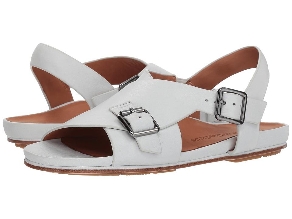 L'Amour Des Pieds Dordogne (White Lamba) Sandals