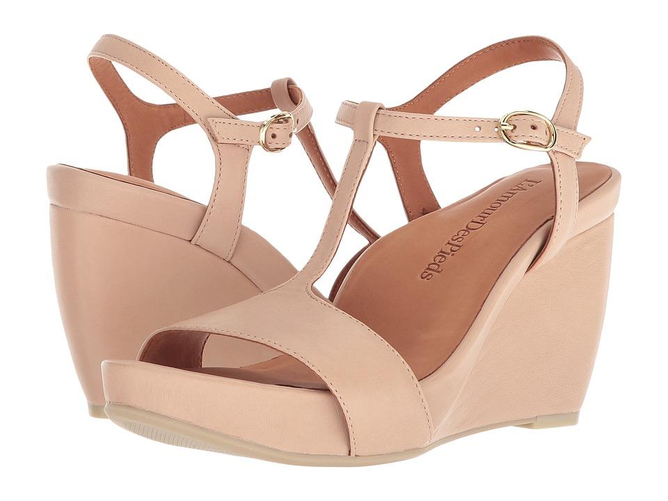 L'Amour Des Pieds Idelle (Nude Nappa) Sandals