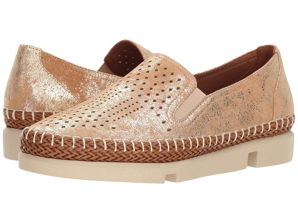L'Amour Des Pieds Stazzema (Gold Metallic) Sandals