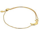 Alex and Ani Alex and Ani Pull Chain Moon Bracelet