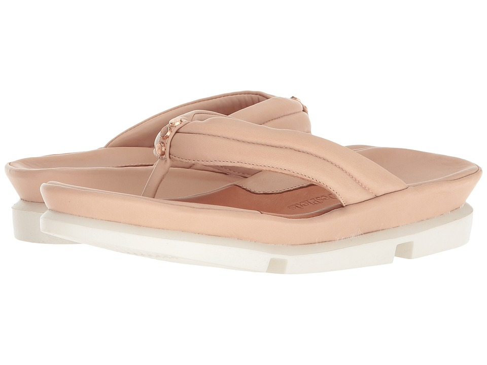 L'Amour Des Pieds Villapapaver (Nude Nappa) Sandals
