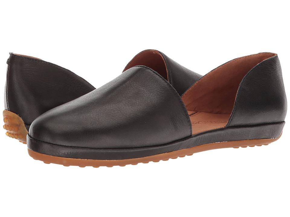 L'Amour Des Pieds Yemina (Black Lamba) Sandals