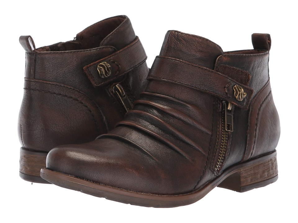 Earth Brook (Almond Soft Leather) Women's Shoes