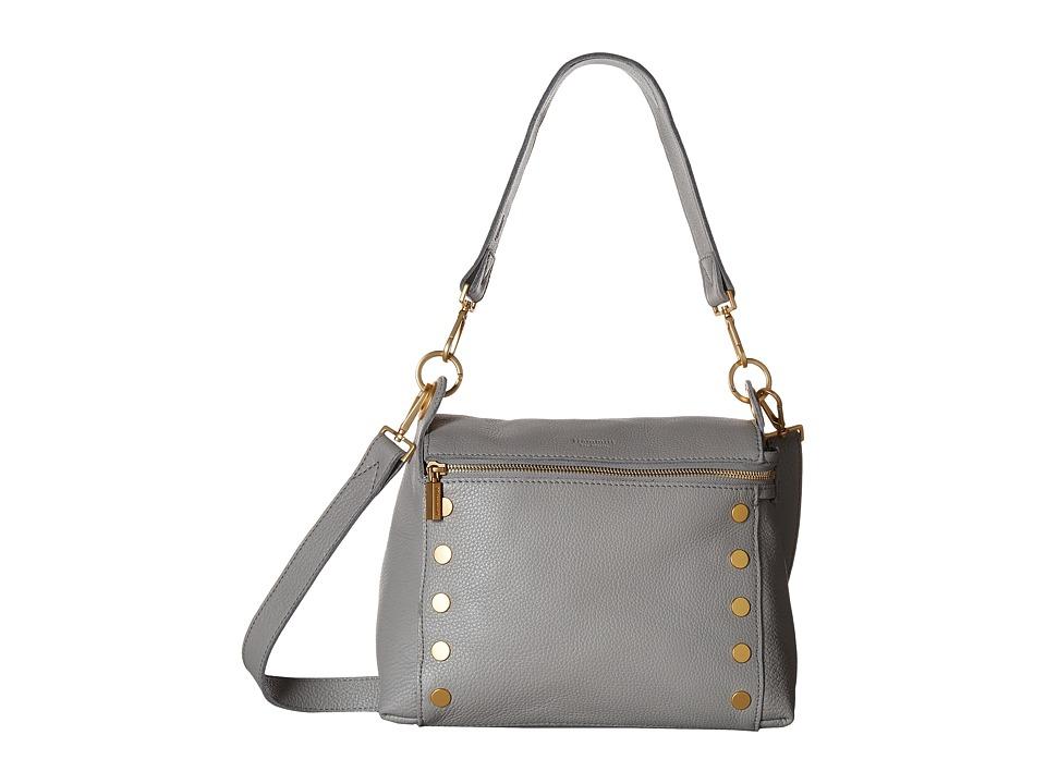 Hammitt - Bryant Small (Mist Pebble/Brushed Gold) Handbags