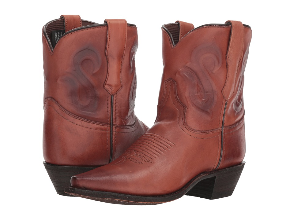 Dingo Keisha (Burnished Red) Women's Cowboy Boots
