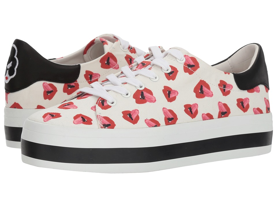Alice + Olivia - Ezra (Lips Print) Womens Shoes
