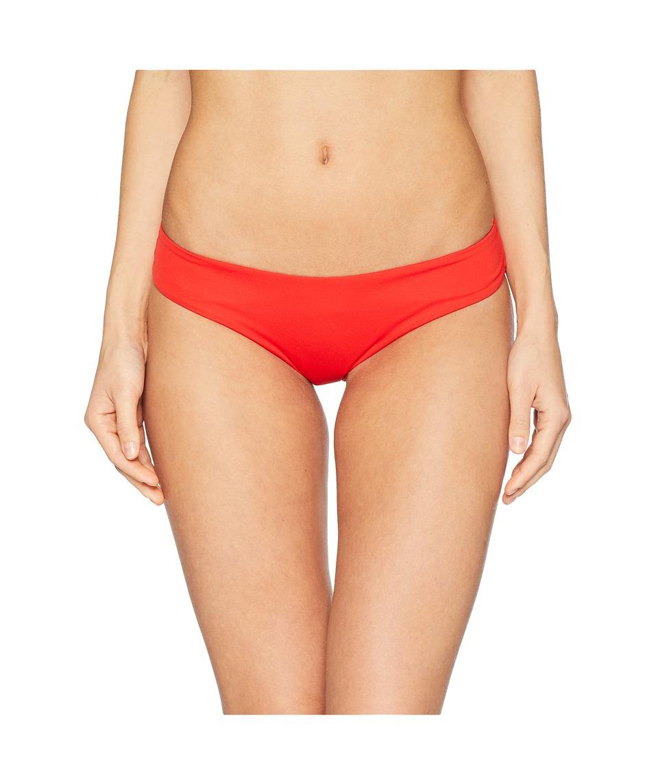 Billabong Sol Searcher Hawaii Lo Bikini Bottom (Chili Pepper) Women's Swimwear