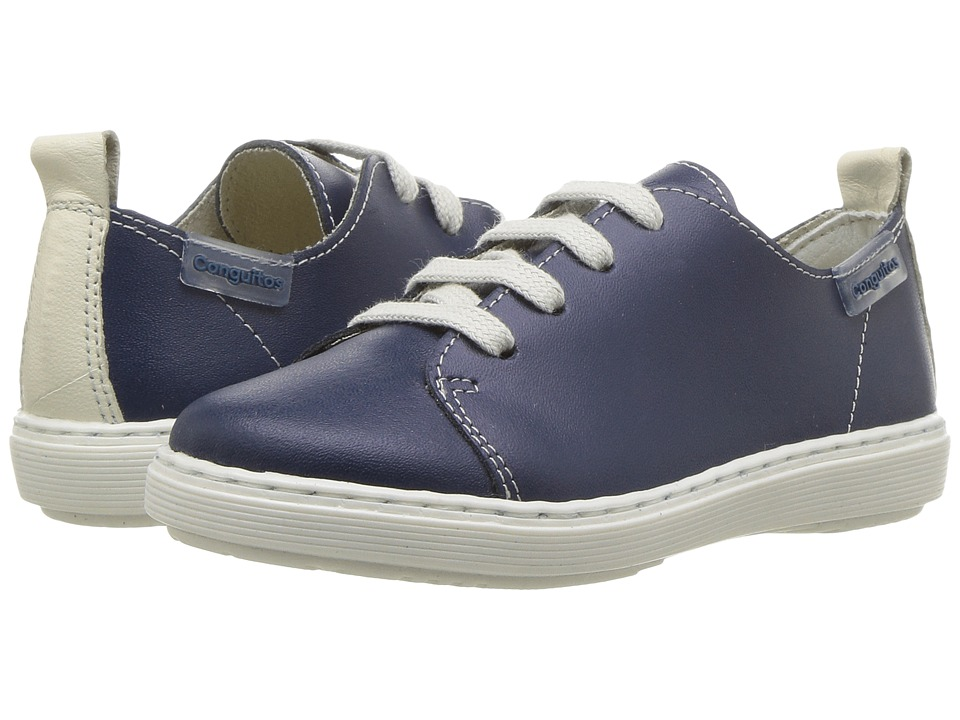 Conguitos - IV126302 (Toddler/Little Kid/Big Kid) (Blue) Boys Shoes