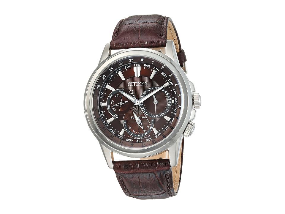 Citizen Watches - BU2020-29X Eco-Drive (Brown) Watches