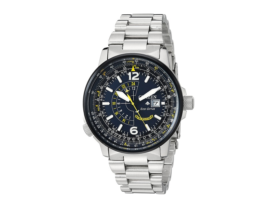 Citizen Watches - BJ7006-56L Eco-Drive (Silver-Tone) Watches