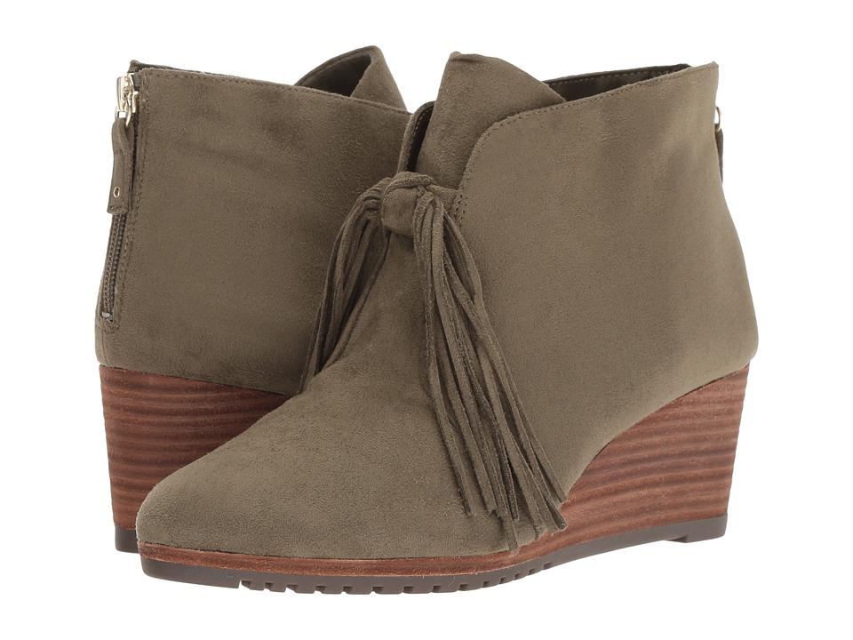 Dr. Scholl's Classify (Burnt Olive Microfiber) Women's Shoes