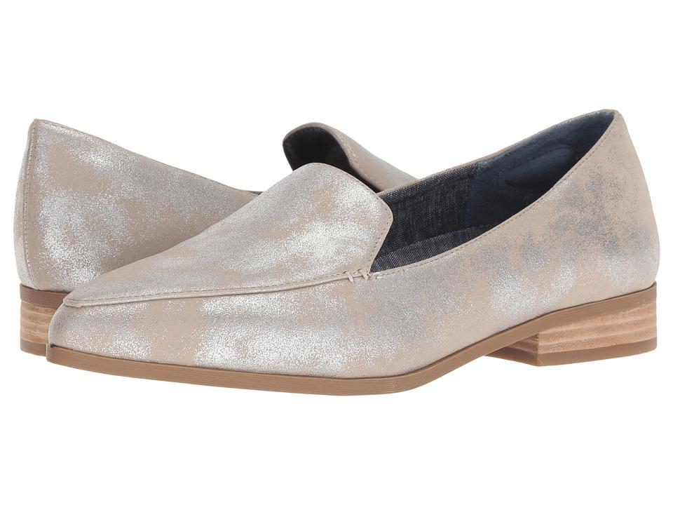 Dr. Scholl's Elegant (Palomino/Silver Splatter Metallic) Women's Shoes