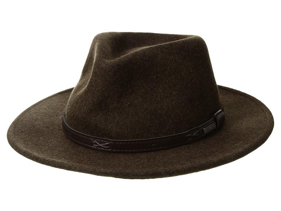 Pendleton - Indiana Hat (Olive Mix) Caps