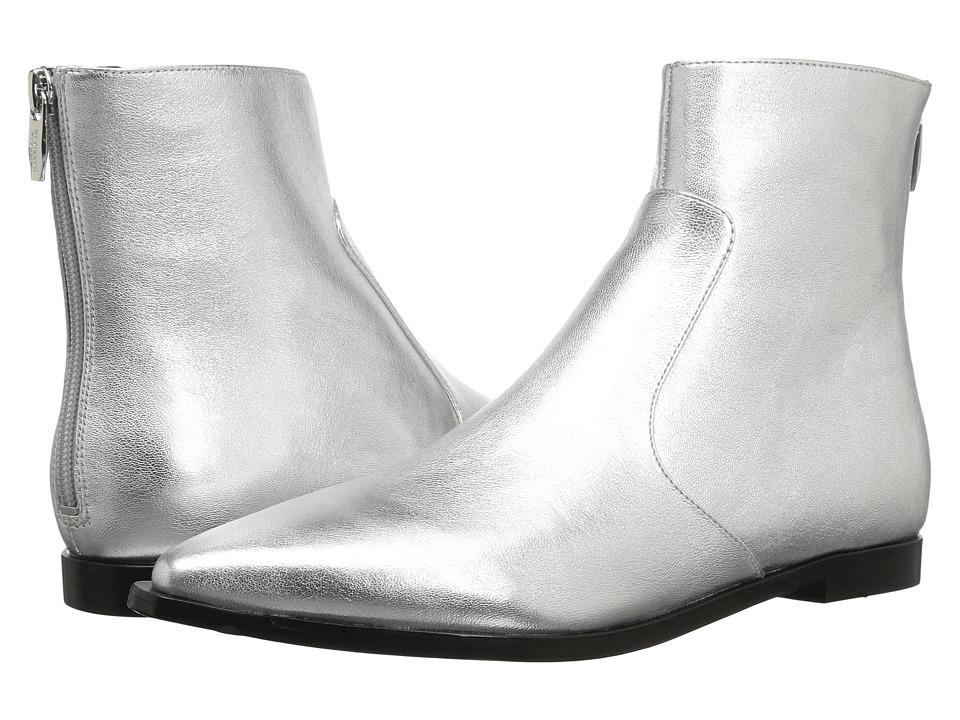 Sigerson Morrison Eranthe (Silver Metallic) Women's Shoes