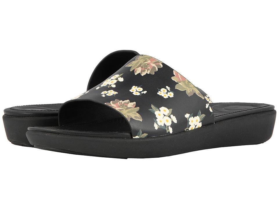 FitFlop Sola Slides (Black 2) Sandals
