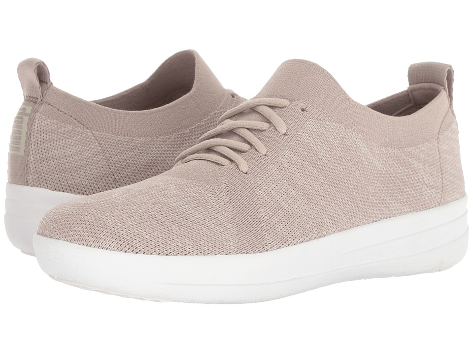 FitFlop F-Sporty Uberknit Sneakers (Dark Taupe Mix)