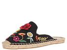 Soludos Soludos Embellished Floral Mule