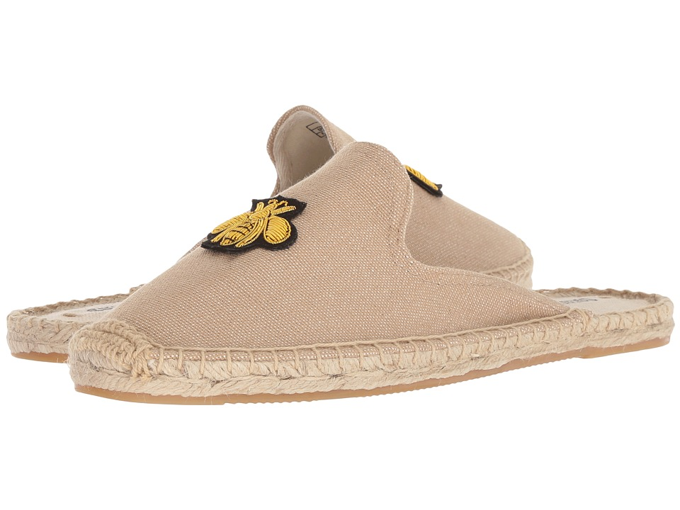 Soludos Bees Beaded Mule (Safari) Women's Clog/Mule Shoes