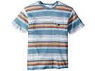 VISSLA Kids Canggu Knit Top Short Sleeve (Big Kids)
