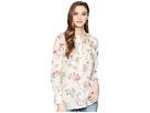 LAUREN Ralph Lauren LAUREN Ralph Lauren Floral Cotton Blend Shirt