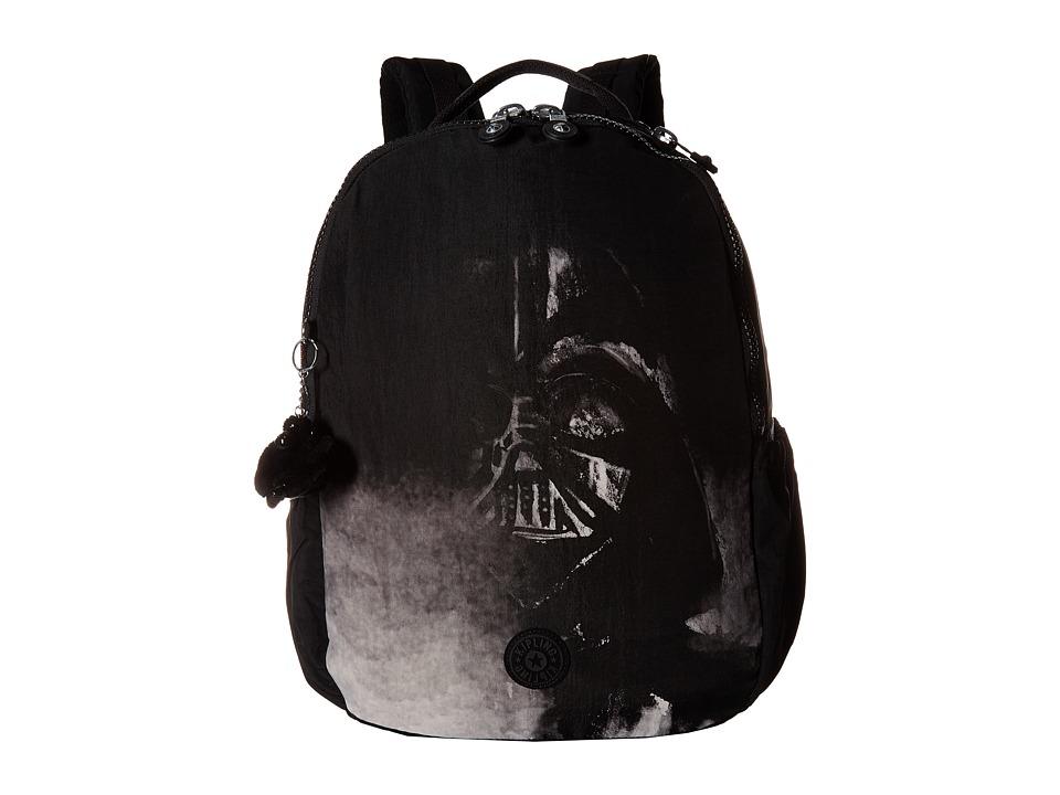 Kipling - Seoul Go XL - Star Wars (Darth Vadar Black) Handbags