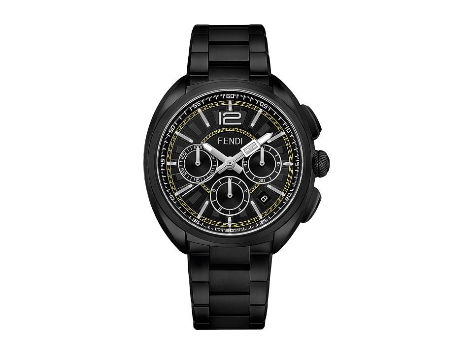 Fendi Timepieces - Momento Fendi 46mm - F231611000 (Black) Watches