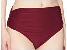 Vince Camuto Shore Shades Convertible High-Waist Bikini Bottom