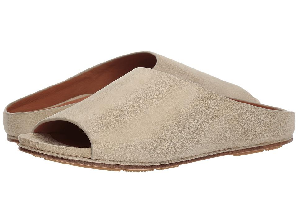 L'Amour Des Pieds Dijone (Gold Beige) Sandals