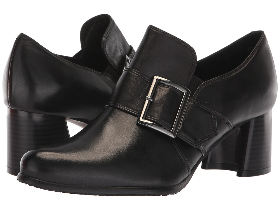 Spring Step Dayana (Black) Women's Shoes