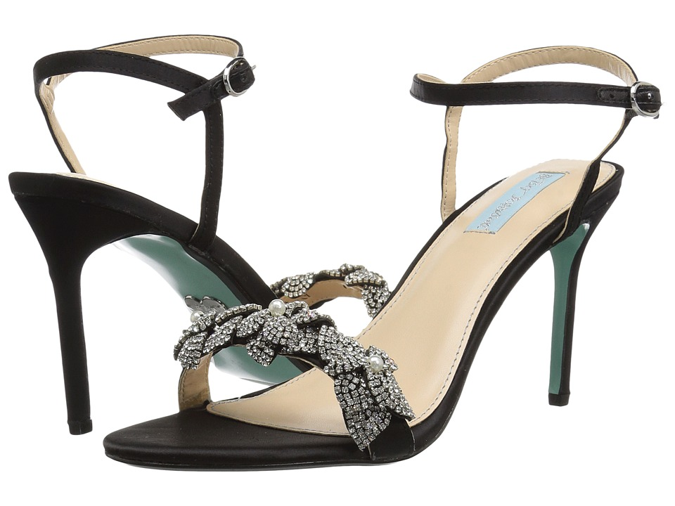 Blue by Betsey Johnson Harlo (Black) High Heels