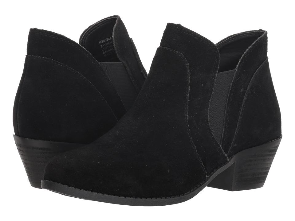Me Too Zayden (Black Suede) Women's  Boots