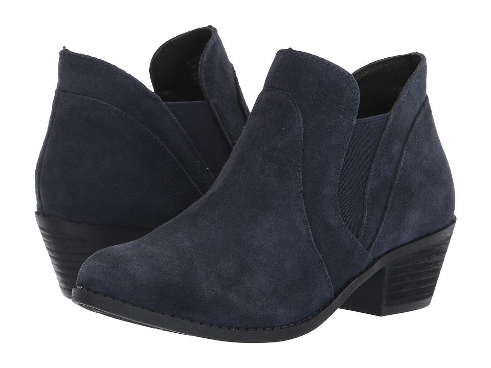 Me Too Zayden (Navy Suede) Women's  Boots