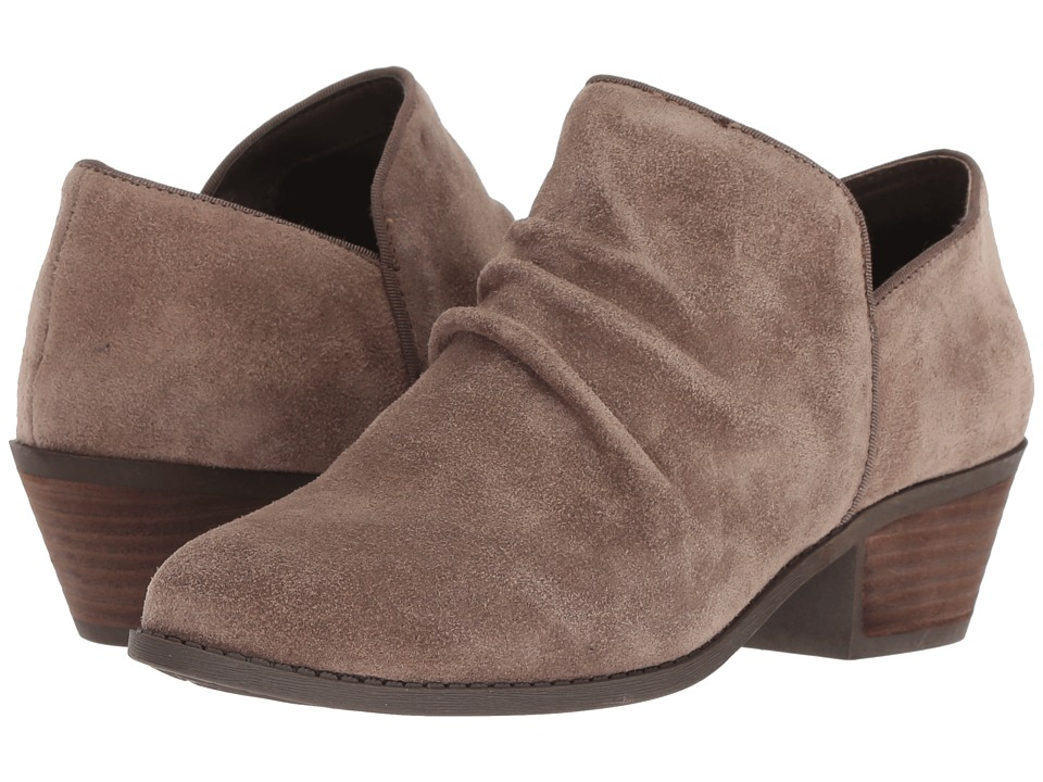 Me Too Zula (Nutmeg Suede) Women's Shoes