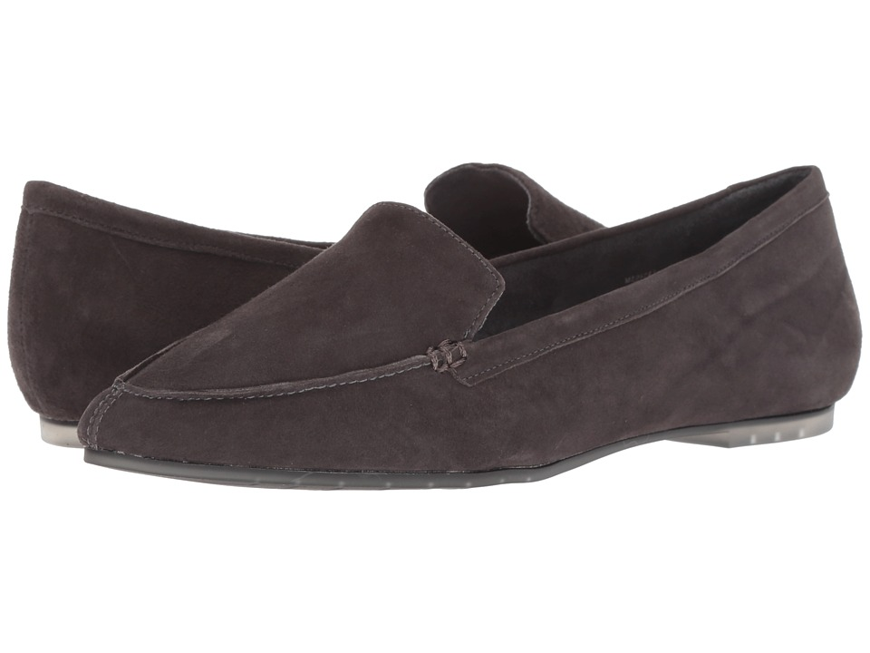 Me Too Audra (Dark Grey Suede) Women's Shoes