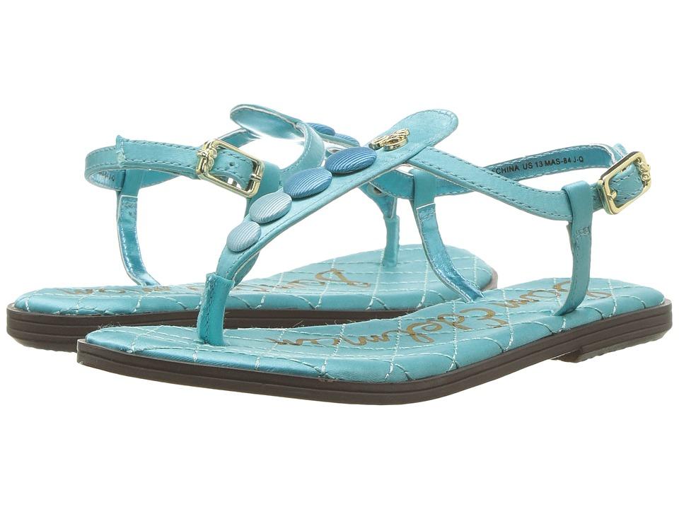 Sam Edelman Kids - Gigi Lynn (Little Kid/Big Kid) (Turquoise) Girls Shoes