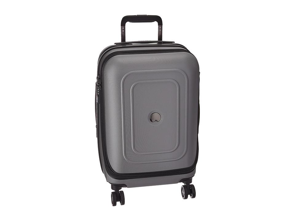 Delsey - Cruise Lite Hardside 19 International Expandable Spinner (Platinum) Luggage
