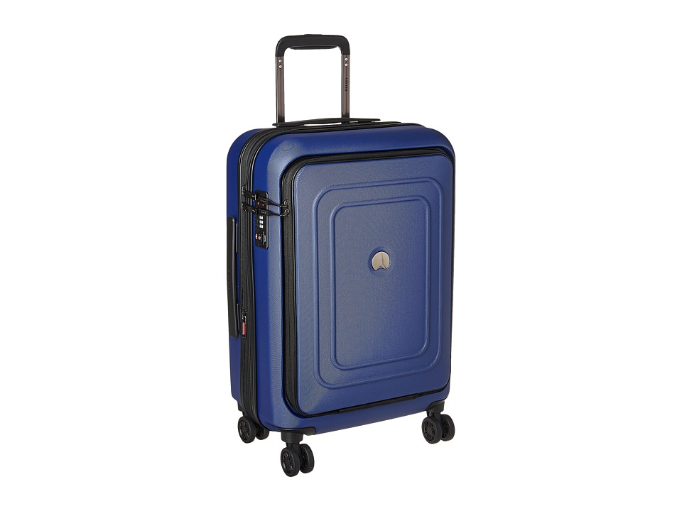 Delsey - Cruise Lite Hardside 21 Expandable Spinner Carry-On (Blue) Luggage