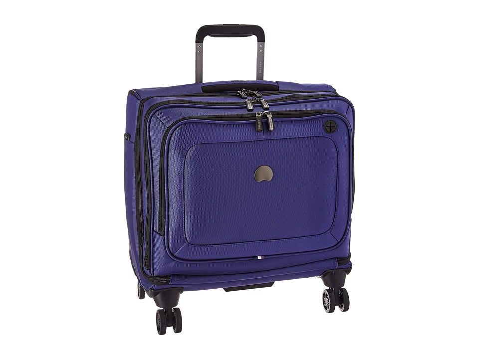 DELSEY Cruise Lite Softside Spinner Tote Bag (Blue) Luggage